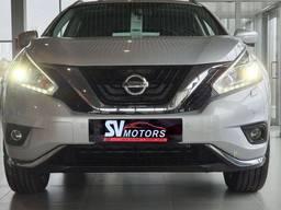 Разборка Nissan Murano Z52 (2014-2019)