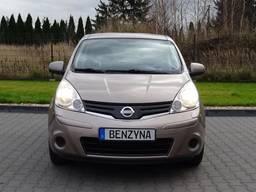 Разборка Nissan Note E11 (2006-2013)