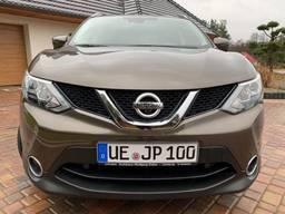 Разборка Nissan Qashqai J11 (2013-2019)