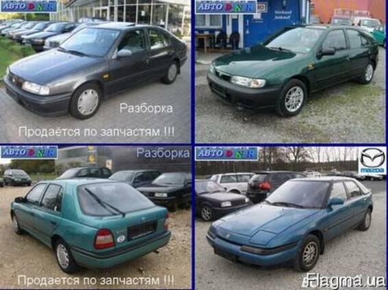 Разборка Nissan Sunny B11, B12, N13, N14, Y10 1.3, 1.4, 1.5