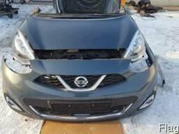 Разборка Новые и бу запчасти Nissan Ниссан Микра Micra Шрот