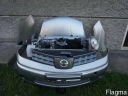 Разборка Новые и бу запчасти Nissan Ниссан Ноте Note Шрот