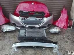 Разборка Новые и бу запчасти Peugeot Пежо 208 Шрот