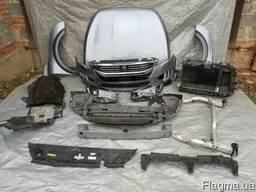 Разборка Новые и бу запчасти Peugeot Пежо 508 Шрот