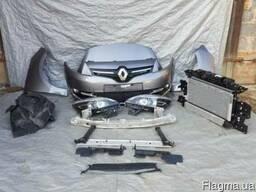 Разборка Новые и бу запчасти Renault Scenic Рено Сценик Шрот