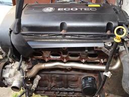 Разборка Opel Astra G (2002), двигатель 1.6 Z16XEP