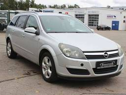 Разборка Opel Astra H