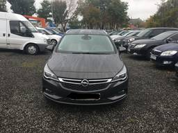 Разборка Opel Astra K B16 (2015-2019)