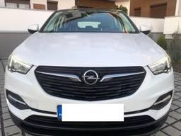 Разборка Opel Grandland X A18 (2017-2019