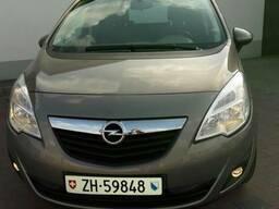 Разборка Opel Meriva B капот фара бампер на Опель Меріва b