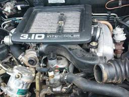 Разборка Opel Monterey A (1993), двигатель 3. 1 4JG2TC.