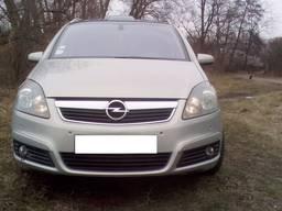 Разборка Opel Zafira B A05 (2005-2012)
