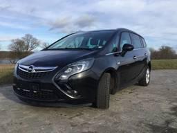 Разборка Opel Zafira C P12 (2011-2019)