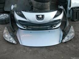 Разборка Peugeot 207 капот фара бампер б/у запчастини