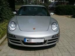 Разборка Porsche 911 04-12 на запчасти