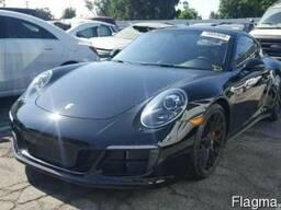 Разборка Porsche 911 11-18 на запчасти