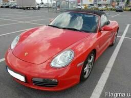 Разборка Porsche Boxter 04-11 на запчасти