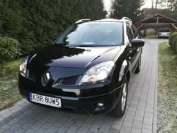 Разборка Renault Koleos (2008-2015)