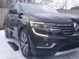 Разборка Renault Koleos II (2017-2019)