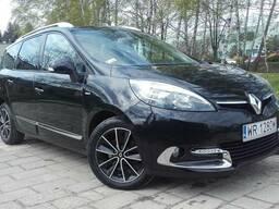 Разборка Renault Scenic IV б/у запчасти на Скеник iv