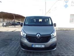 Разборка Renault Trafic III (2014-2019)