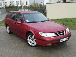 Разборка Saab 9-5 2005 рест Детали Запчасти