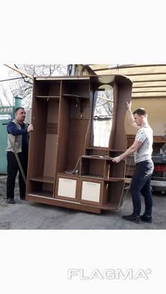 Грузоперевозки. Перевозка мебели. Разборка сборка мебели.