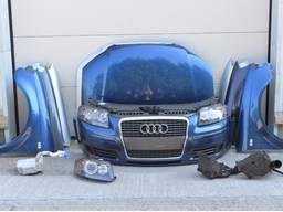 Разборка шрот Audi A3 8p 8p0 б\У запчасти