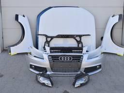 Разборка Audi A4 B8 - запчасти новые и бу авторазборка шрот детали