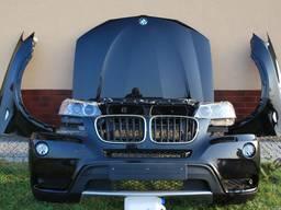 Разборка шрот BMW X3 (F25) б\у запчасти