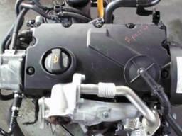 Разборка Skoda Superb I (2004), двигатель 1.9 BPZ.