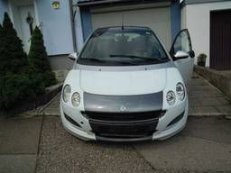 Разборка smart forFour 454 2003-2006 запчасти smart forFour 454
