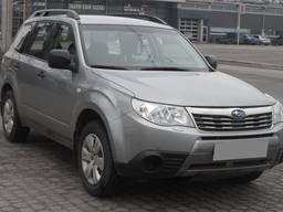 Разборка Subaru Forester SH (2008-2012)