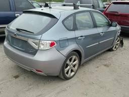 Разборка Subaru Impreza 2009