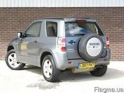 Разборка Suzuki Grand Vitara 2005-2014