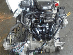 Разборка Toyota Aygo (2016), двигатель 1. 0 1KR-FE