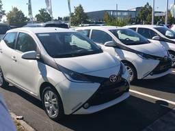 Разборка Toyota Aygo B40 (2014-2019)