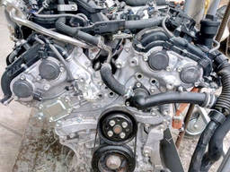 Разборка Toyota Camry (2018), двигатель 3. 5 2GR-FKS.