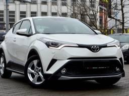 Разборка Toyota CH-R X10 (2016-2019)