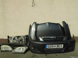 Разборка Toyota Corolla E12/E13 капот бампер фара на Тойота