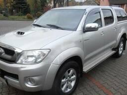 Разборка Toyota Hilux 2011 рест Детали Шрот Запчасти