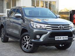 Разборка Toyota Hilux N110 (2015-2019)