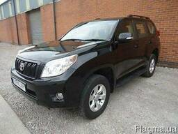 Разборка Toyota Land Cruiser Prado 2009 -2014