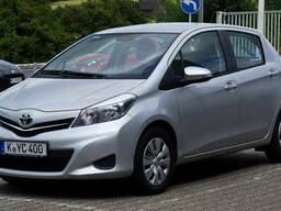 Разборка Toyota Yaris XP130 Детали Шрот Запчасти
