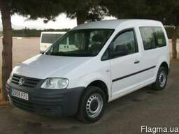 Разборка Volkswagen Caddy 2004-2010 запчасти б\у. шрот