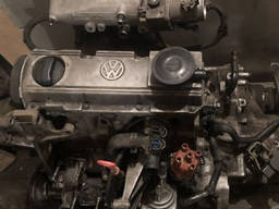 Разборка Volkswagen Corrado (1990), двигатель 1.8 PG