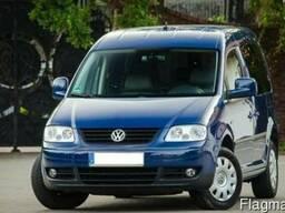 Разборка VW Caddy 2003-10 запчасти капот кузов двери 1.9tdi