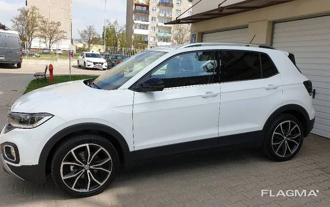 Разборка VW T-Cross кросовер 2019- детали новые и б/у