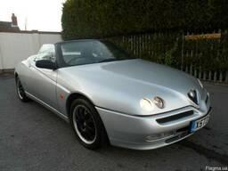 Разборка. Запчасти Alfa Romeo Spider (916S) 94-06 год