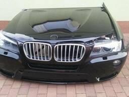 Разборка запчасти б/у BMW БМВ X3 F25 15-17 xDrive35i